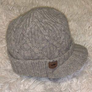 Accessories - Coal Headwear Yukon Brim Beanie - Women's